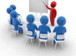 Empresa selecionando pessoas para treinamento para futuras contratações
