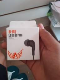 Fone de ouvido Novo