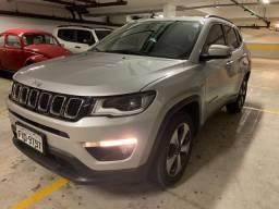 Jeep Compass Longitude Flex 2018 Apenas 38 mil Km