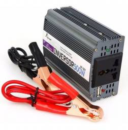 Inversor De Corrente 500W 110V Kp-507 Knup-Loja Rf Informatica-