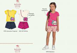 Roupas infantil da rovitex