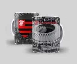 Caneca Flamengo Times 325ml #. Oynck Sgybi