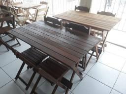 DOBRÁVEIS madeira maciça Itaúba