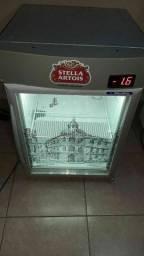 Cervejeira metalfrio edição limitada Stella Artois VN12 garantia de 6 mês