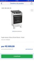 Vendo fogão Itatiaia