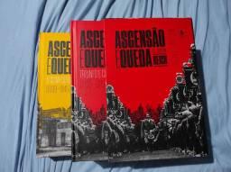 Livros - Box A Ascenção e Queda do Terceiro Reich