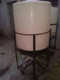 fermentador cônico para Cerveja 200 e 300 L