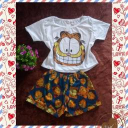 Cropped baby doll adulto! Apenas R$ 20,00