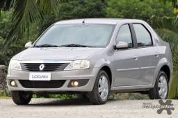 Retrovisor elétrico lado direito Renault Logan