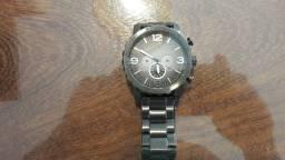 Relógio pulseira de aço