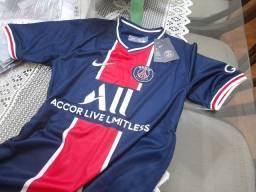 Camisa do Paris PSG. Nova.