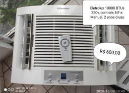 Ar condicionado Eletrolux 10000 BTUs