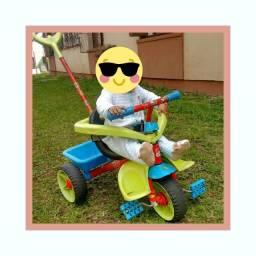 Triciclo Bandeirantes Smart Plus