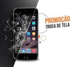 Seu IPhone quebrou a Tela?