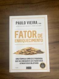 Fator de enriquecimento- livro