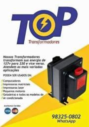 Transformador 5.000va (PROMOÇÃO TOP)