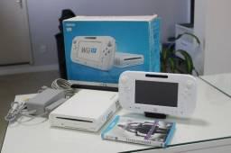 Nintendo WiiU * Impecável * Cartão até 10X