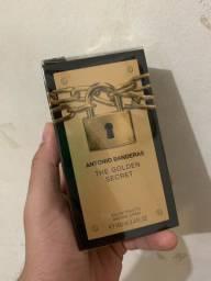Perfume Masculino The Golden Secrets Original Novo