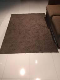 Sofá cama líder mais tapete R$ 950.00