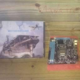Kit i5 3570 +4 Giga+Placa Mãe