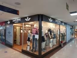 L1098 e 1099 -Vendo loja de esquina no Mega Moda Shopping