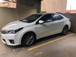 Corolla 2016 XEi 16V 2.0 Flex - 77000km - Branco perolizado, carro lindo e muito novo!