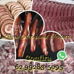 Bacon Palatti Artesanal 100% Natural