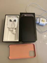 Vendo IPhone 11 Pro 64 - Tela Original quebrada - Grafite com garantia