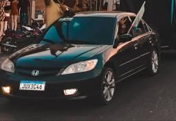 Honda Civic tubarão