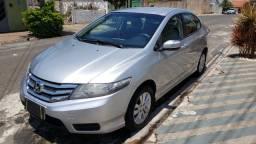 City LX Aut 2013* Unico Dono* Todas Revisões Honda