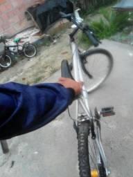 vendo essa bicicleta de alumínio de 250