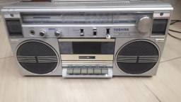 Vendo rádio thoshiba