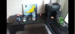 Mesa em L para computador