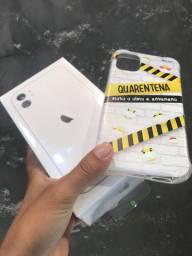 P.R.O.M.O.Ç.Ã.O !! iPhone 11 64GB Lacrado capinha de brinde