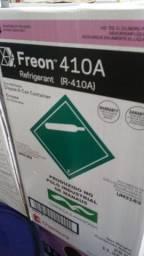 Gas freon