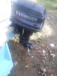 Motor evinrude 30 hp