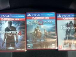 GAME PS4 LACRADO