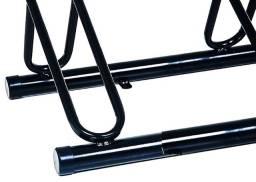 Suporte de Chão em Aço para 5 Bicicletas