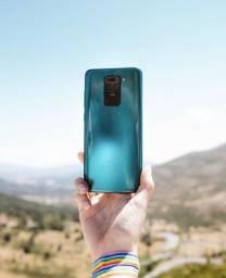 Smartphone xiaomi Note 9 128Gb 4GB RAM -Novos Versão global-