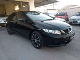 Honda civic lxr 2.0 completo 2015
