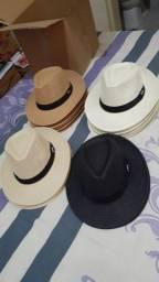 Chapéu Panamá Fedora