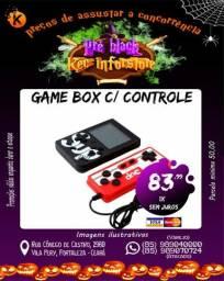 Game Box Com Controle