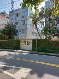 Apartamento 2 dormitórios 1 vaga - Aparecida - Santos
