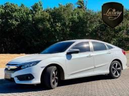 Civic 2017 EX Branco Perolizado Único Dono Impecável