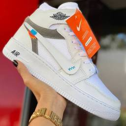 Tênis Nike  Air Jordan x off white