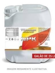 Adubo liquido / oleo de neem / ureia liquida / NPK / turfa liquida