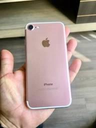 IPhone 7 rose SEM MARCAS DE USO