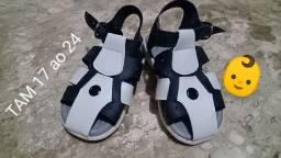 Sandálias Infantis Baby Masculina Novas $15,00 cada
