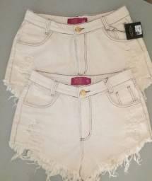 Shorts off