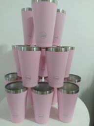 Copo termico Magic Beer Mokha Rosa